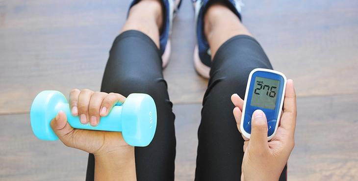Exercícios físicos para quem tem diabetes: é possível aliviar os sintomas da doença?